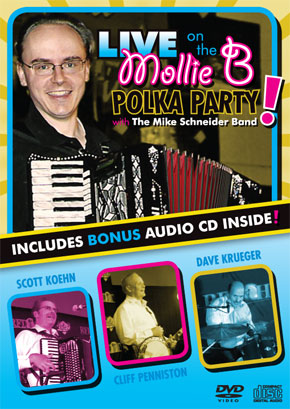 Live on the Mollie B Polka Party!